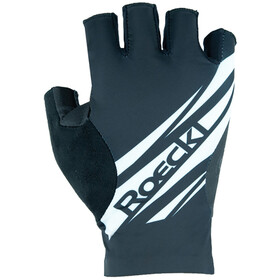 Roeckl Inoka Gloves, black/white